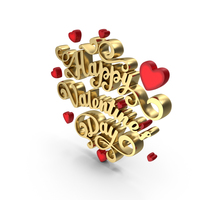 Happy Valentines Day PNG & PSD Images