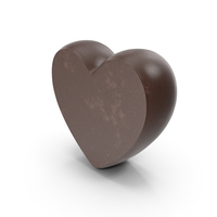 Heart Choco Like PNG & PSD Images