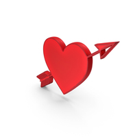 Heart Love Red PNG & PSD Images
