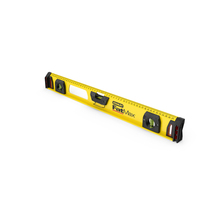 Spirit Level Stanley FatMax PNG & PSD Images