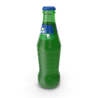Sprite Glass Bottle PNG & PSD Images