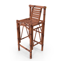 Square Bar Stool PNG & PSD Images