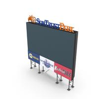 Stadium Scoreboard PNG & PSD Images