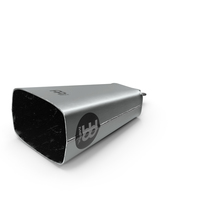 Steel Cowbell PNG & PSD Images