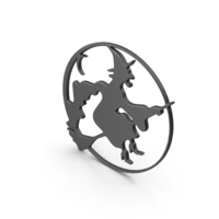 Halloween Witch Symbol PNG & PSD Images