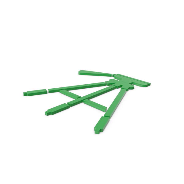 Tripod Green Icon PNG & PSD Images