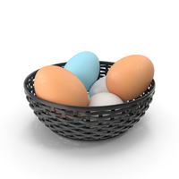 Bowl of Eggs Multi color PNG & PSD Images