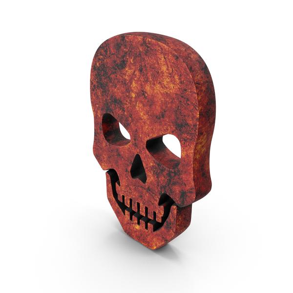 Skull Danger No Entry PNG & PSD Images