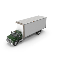 Straight Truck Generic PNG & PSD Images