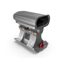 Supercharger Blower PNG & PSD Images