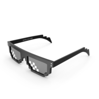 Swag Meme Glasses PNG & PSD Images