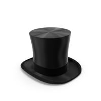 Tall Top Hat PNG & PSD Images
