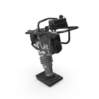 Tamping Rammer Dirty PNG & PSD Images