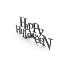 Happy Halloween Symbol PNG & PSD Images