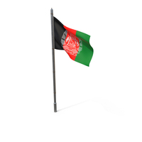 Afghanistan Flag PNG & PSD Images