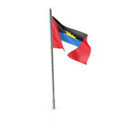 Antigua and Barbuda Flag PNG & PSD Images