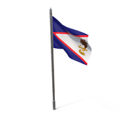 Flag of American Samoa PNG & PSD Images