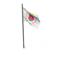 Saint Barthélemy Flag PNG & PSD Images