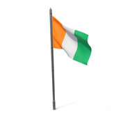 Flag of Ivory Coast PNG & PSD Images