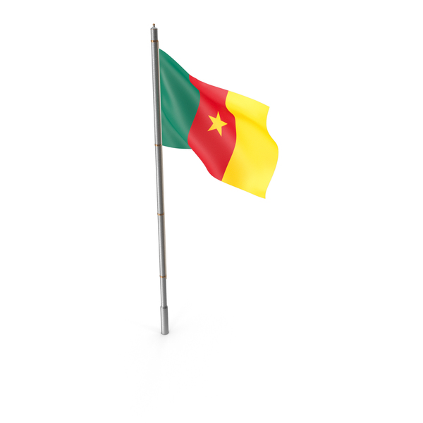 Cameroon Flag PNG & PSD Images