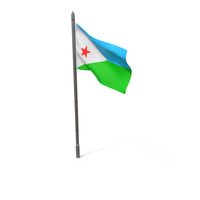 Djibouti Flag PNG & PSD Images