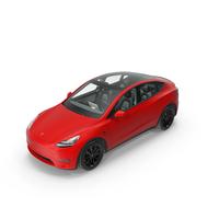 Tesla Model Y PNG & PSD Images
