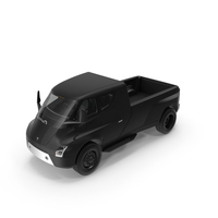 Tesla Pickup Electric Concept PNG & PSD Images