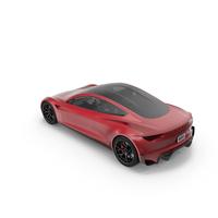 Tesla Roadster PNG & PSD Images