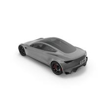Tesla Roadster Simple Interior PNG & PSD Images