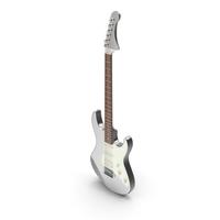 Electric Guitar Metallic PNG & PSD Images