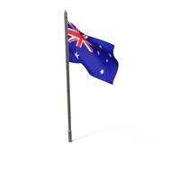 Heard and McDonald Islands Flag PNG & PSD Images