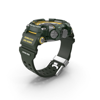 Waterproof Sports Military Watch Shock Resistant PNG & PSD Images