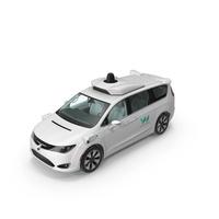 Waymo NAIAS 3 Self Driving Car PNG & PSD Images