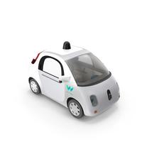 Waymo Self Driving Car PNG & PSD Images