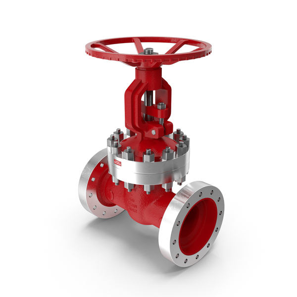 Wedge Gate Valve PNG & PSD Images