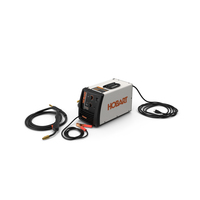 Welding Machine Hobart with Equipment PNG & PSD Images