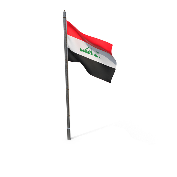 Iraq Flag PNG & PSD Images