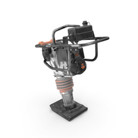 WEN 56040 Tamping Rammer Dirty PNG & PSD Images