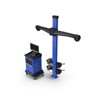 Wheel Aligner Car Equipment Generic PNG & PSD Images