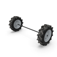 Wheel Axle Kit PNG & PSD Images
