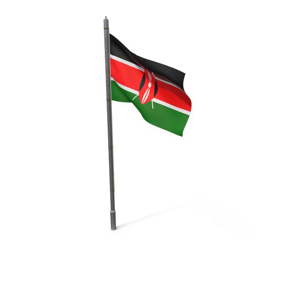 Kenya Flag PNG & PSD Images