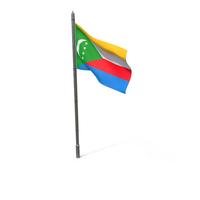 Comoros Flag PNG & PSD Images