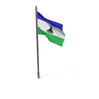 Lesotho Flag PNG & PSD Images