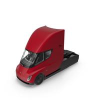 Tesla Semi Truck Simple Interior PNG & PSD Images