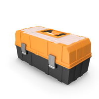 Three Layer Folding Plastic Toolbox PNG & PSD Images