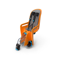 Thule RideAlong Child Bike Seat PNG & PSD Images