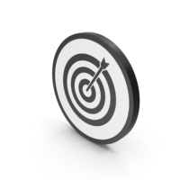 Icon Target PNG & PSD Images