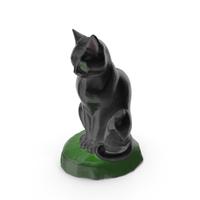 Black cat PNG & PSD Images