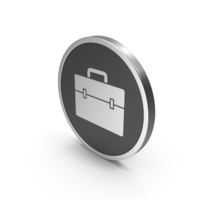 Silver Icon Portfolio PNG & PSD Images
