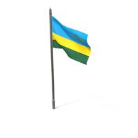 Rwanda Flag PNG & PSD Images